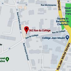 362 rue du Collège, 69400 VILLEFRANCHE SUR SAÔNE